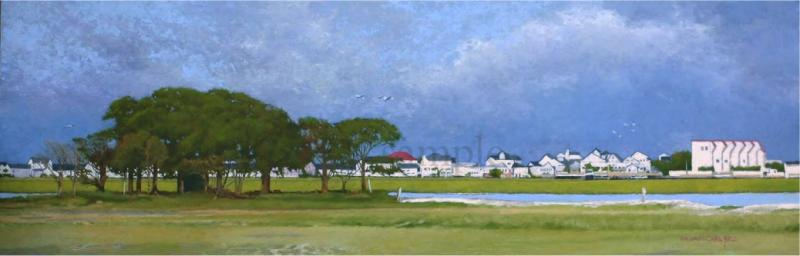 Murrells Inlet by William Carl Bell