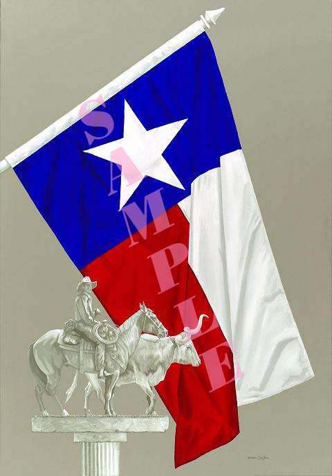 Stars of Texas by William Carl Bell